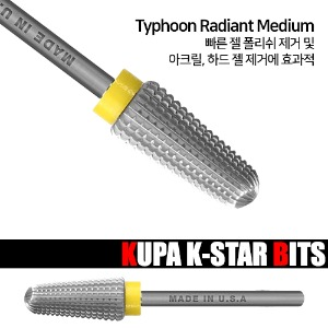 [KUPA] K-Star Typhoon Radius Bit (Medium)